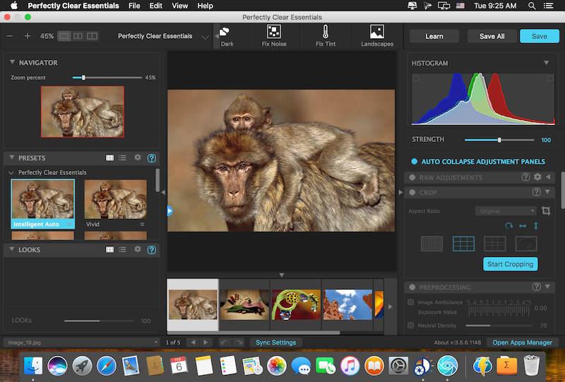 Athentech Perfectly Clear Complete 3.8.0.1682 破解版 Mac PS磨皮锐化调色滤镜插图