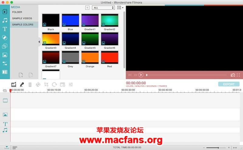 Wondershare Filmora 9.2.7.14 破解版 Mac 易用的视频编辑工具插图