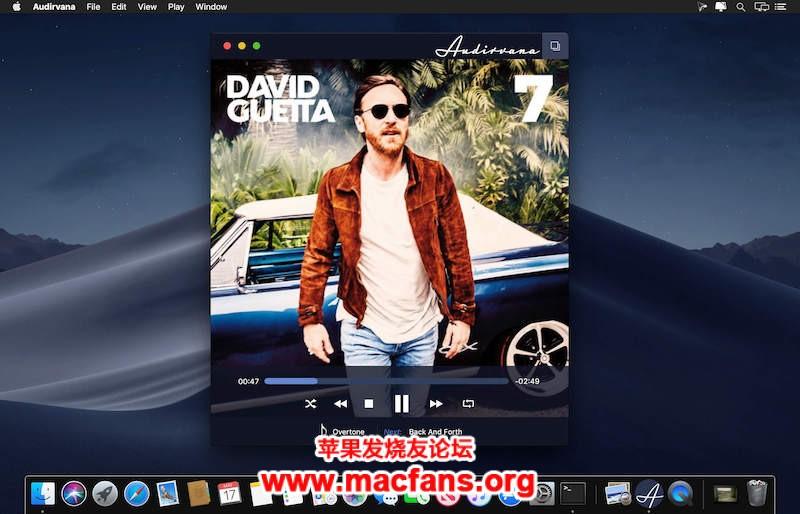 Audirvana 3.5.19 破解版 Mac 上强大高品质无损音乐播放器插图
