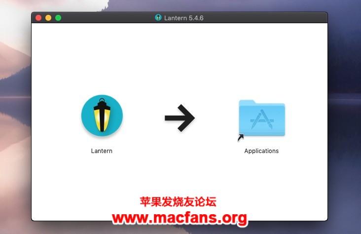 蓝灯 Lantern 5.4.7 Mac 版翻墙支持最新系统插图