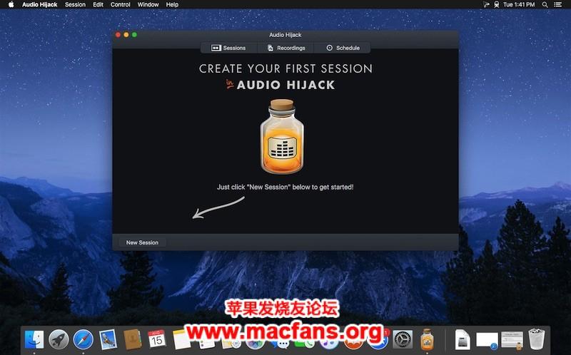 《Audio Hijack 3.6.1 破解版 Mac 强大的音频录制软件》