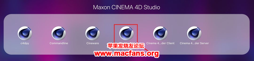 Mac 专业三维(3D)建模神器 Cinema 4D Studio 3D动画设计工具插图6