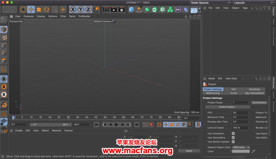 Mac 专业三维(3D)建模神器 Cinema 4D Studio 3D动画设计工具插图8
