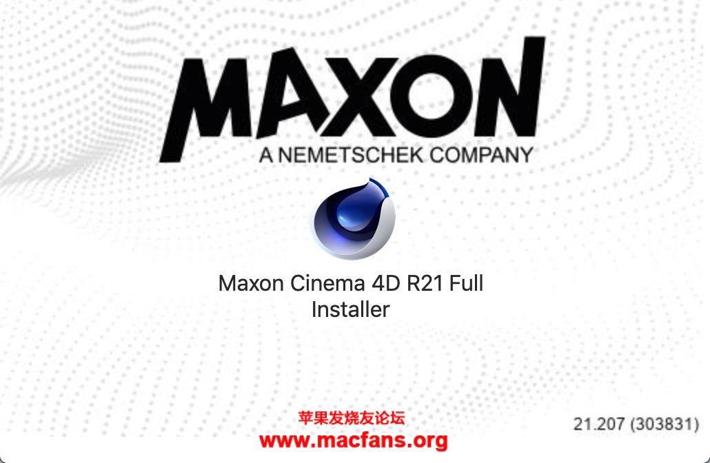 Mac 专业三维(3D)建模神器 Cinema 4D Studio 3D动画设计工具插图1