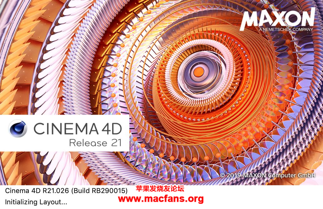 Mac 专业三维(3D)建模神器 Cinema 4D Studio 3D动画设计工具插图7