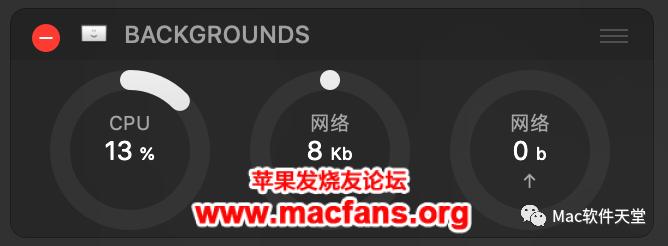 Aha!macOS 这个小工具不止可以设置视频壁纸 Backgrounds插图4